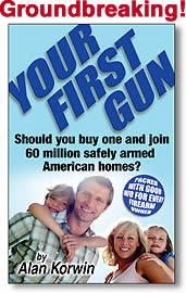 Your First Gun book