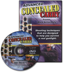 Advanced Concealed Carry, Faster, More Accurately
