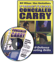 Practical Concealed Carry Self-Defense Shooting Drills