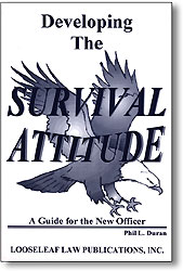 DEVELOPING THE SURVIVAL ATTITUDE