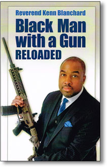 BLACK MAN WITH A GUN -- RELOADED